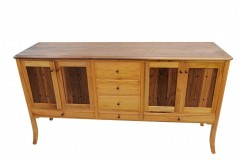 Butternut & Walnut Buffet- available to purchase